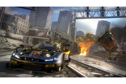 Hardware Post: Racing game for PS3. Motorstorm ...