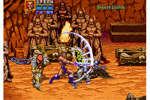 Golden Axe: The Revenge of Death Adder (Japan) ROM