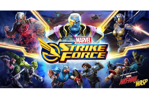 Marvel Strike Force Wiki | FANDOM powered by Wikia