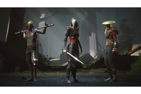 Absolver Screen 4
