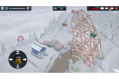 Save 15% on When Ski Lifts Go Wrong on Steam