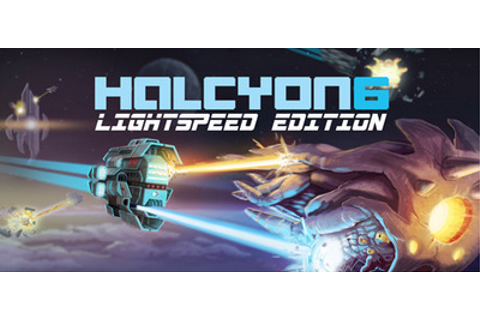 Halcyon 6 Lightspeed Edition The Precursors Legacy-PLAZA ...