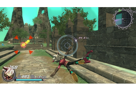 Rodea the Sky Soldier details story, characters, and ...