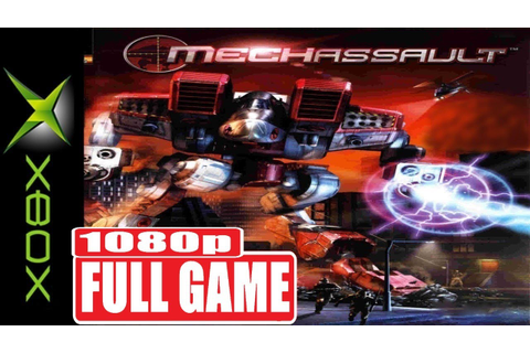 MechAssault | FULL GAME | 1080p [XBOX] NoCommentary ...