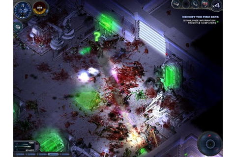 Alien Shooter 2 Game - Free Download Full Version For PC