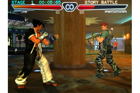 Tekken 4 pc game free download for win 7/8/10 | Real Games ...