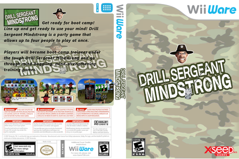 W2TE - Drill Sergeant Mindstrong