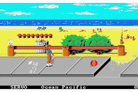 Download California Games - My Abandonware