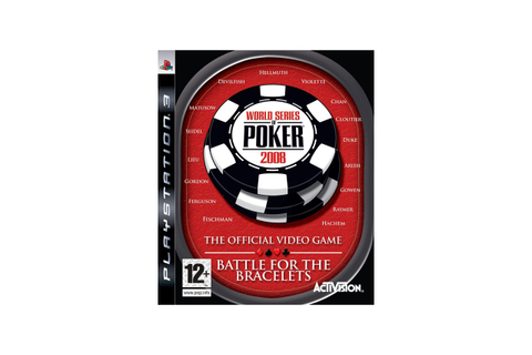 World Series Of Poker 2008 - Battle For The Bracelets ...