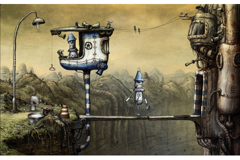 Machinarium on Steam