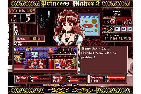 Free download program Princess Maker 3 Game - androgra