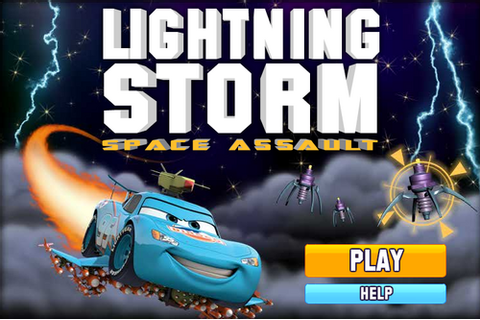 Lightning Storm Space Assault - World of Cars Online Wiki