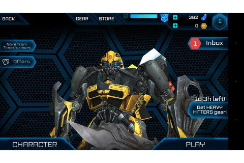 TRANSFORMERS AGE OF EXTINCTION – Games for Android 2018 ...