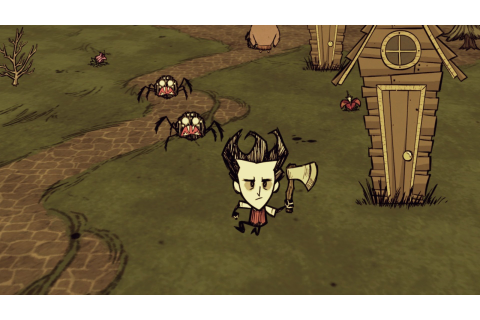 Don't Starve Review - GameConnect