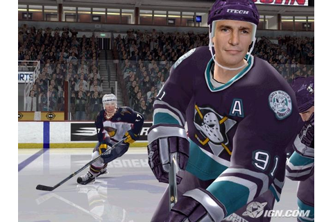 NHL '05 Screenshots, Pictures, Wallpapers - PlayStation 2 ...