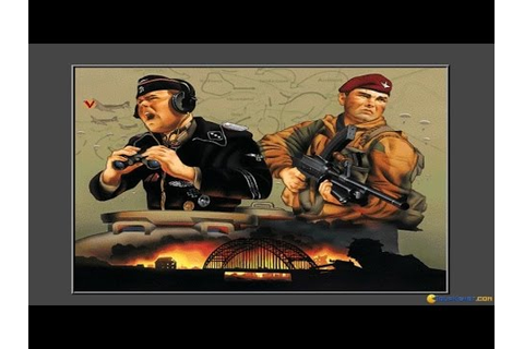 V for Victory: Market Garden gameplay (PC Game, 1993 ...