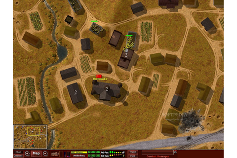 Close Combat III: The Russian Front Demo Download