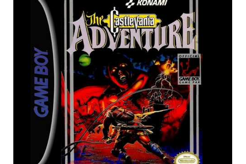 Castlevania: The Adventure Music (Game Boy) - Battle of ...