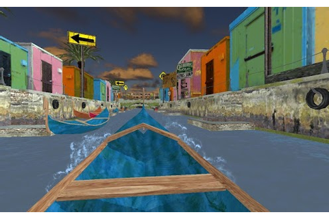 VR City Boat Stream APK 1.1 - Free Adventure Games for Android
