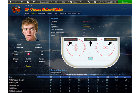 Review of Eastside Hockey Manager (PC)