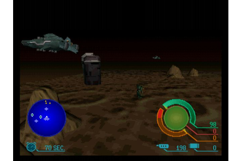 Download free Carnage Heart Psx Iso