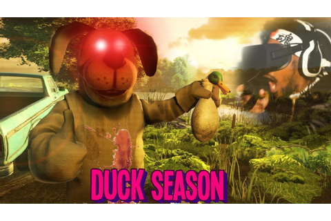 THE MOST DISTURBING GAME OF THE YEAR.. | Duck Season ...