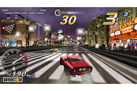 OutRun 2006: Coast 2 Coast Game | PSP - PlayStation