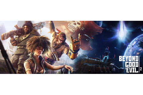 Beyond Good and Evil 2 Revealed at Ubisoft's E3 2017 as ...