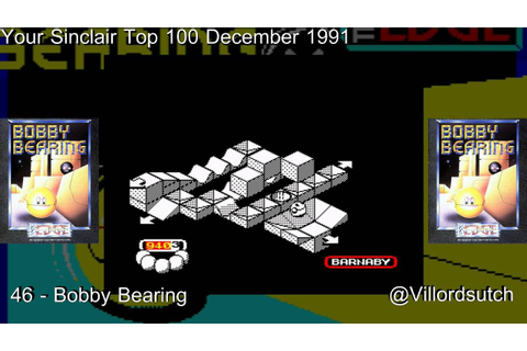 Your Sinclairs 100 Greatest Games - 46 Bobby Bearing - YouTube