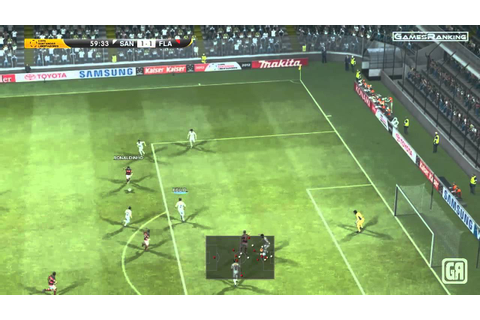 Pro Evolution Soccer 2013 - PC Gameplay HD - YouTube