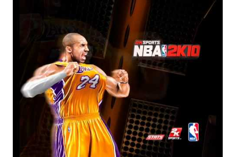 The Game - Champion - NBA 2K10 Soundtrack - YouTube