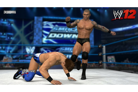 Free Download WWE 12 PC Game Edition Full Version - Googel