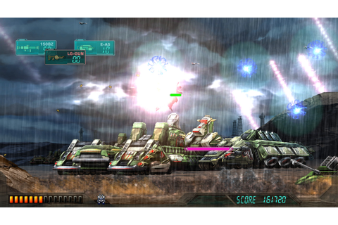 Assault Suit Leynos Free Download - Ocean Of Games