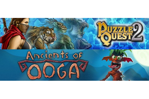 Puzzle Quest 2 and Ancients of Ooga hit XBLA June 30