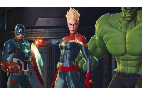 Marvel Ultimate Alliance 3: The Black Order Release Date ...