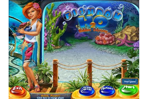 Fishdom H2O Hidden Odyssey game screenshot | Help Jennifer ...