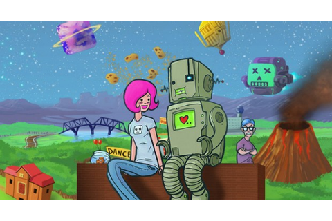 Girls Like Robots: Nerdfest comes to Adultswim.com ...