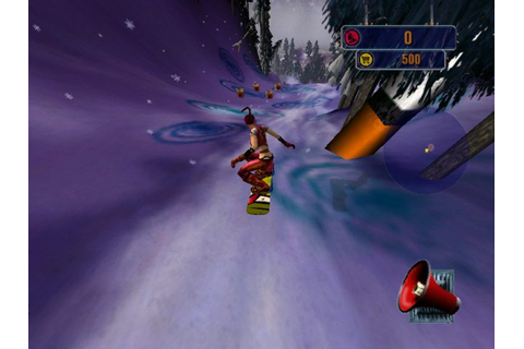 Dark Summit (2001) by Radical Xbox game