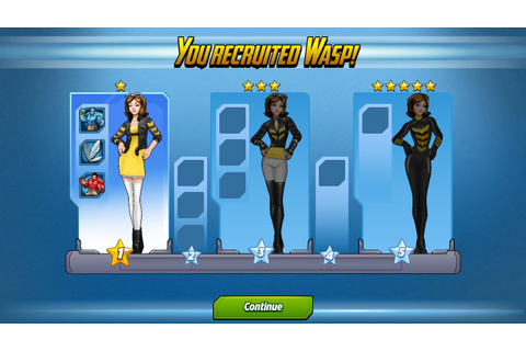 MARVEL Avengers Academy – Games for Android – Free ...