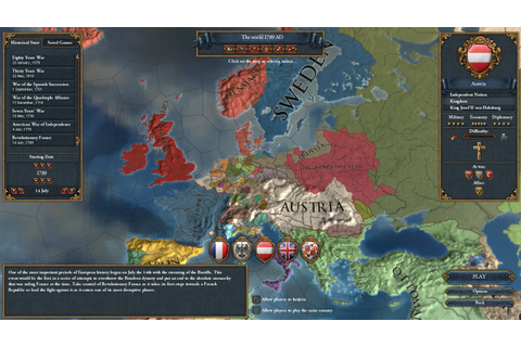 Multiplayer in Europa Universalis 4 Is Actually Fun | The ...
