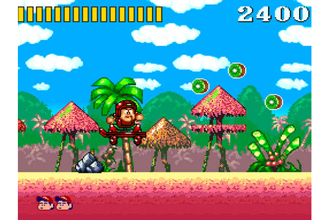 Super Adventure Island (USA) ROM