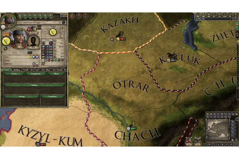 Crusader Kings II: Horse Lords | macgamestore.com