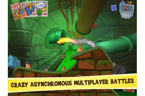 Worms 3 - Android Apps on Google Play