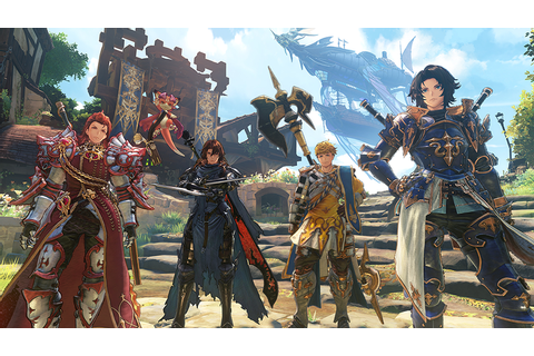 Granblue Fantasy Relink Looks Awesome as Always in New ...