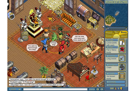 Download Puzzle Pirates Full PC Game