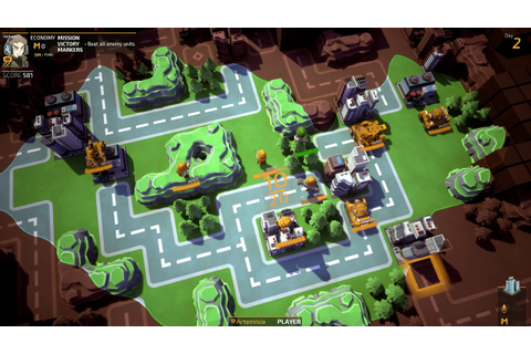 Tiny Metal Gameplay -- Advance Wars Is Back - YouTube