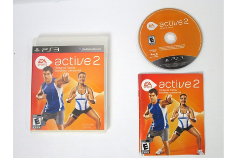 EA Sports Active 2 game for Playstation 3 (Complete) | The ...