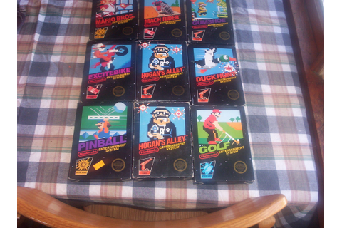 Original black box Nes Game for sale - Buy, Sell, and ...
