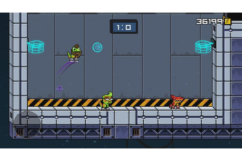 JumpJet Rex Review – Brash Games