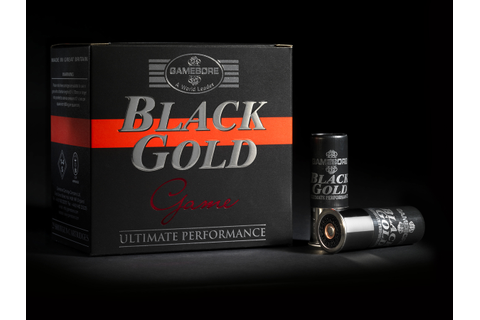 12G Gamebore Black Gold (Felt Wad) 35G #5 (In Store ...